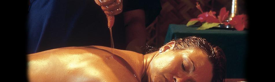 Traditional Ayurveda Massage