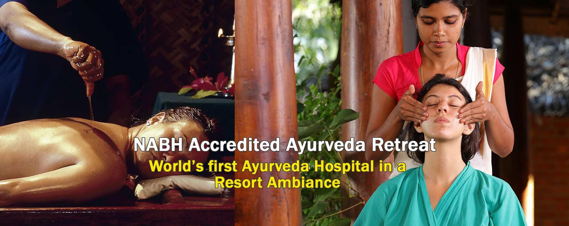 NABH Accredited Ayurveda Retreat