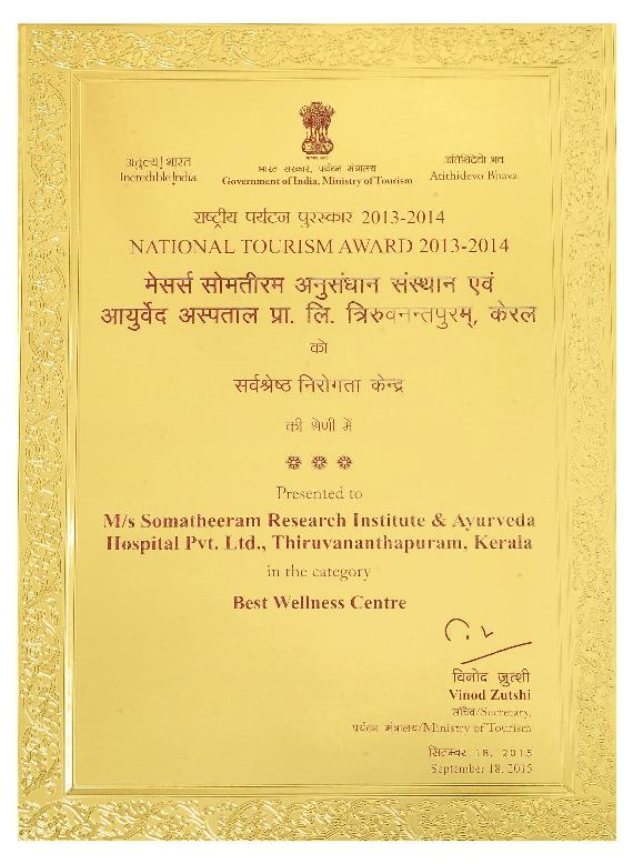Awards and Recognitions by the Government and Other